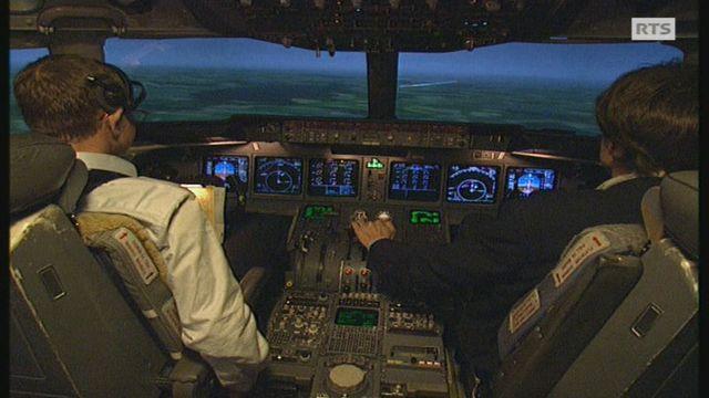 Edition spéciale : l'avion, le pilote et le joystick [RTS]