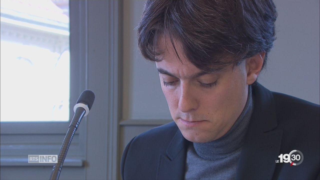 Le retrait de Jean Christophe Schwaab met les proches aidants en lumière [RTS]
