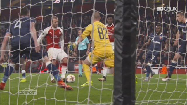 Ligue Europa, Gr. H, Arsenal - FK Red Star Belgrade (0-0): le résumé du match [RTS]
