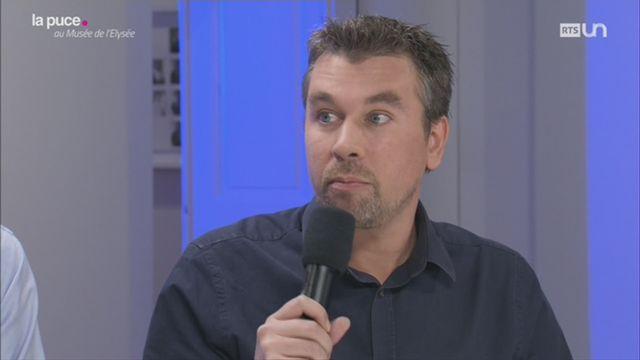 Chronique de Rafael Wolf, critique de cinéma de la RTS. [RTS]