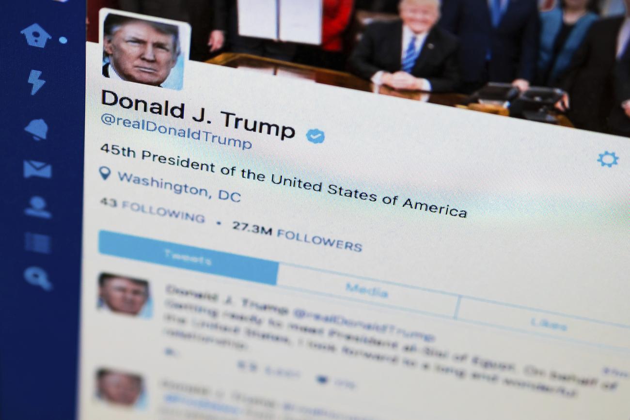 Le compte Twitter de Donald Trump désactivé par un employé mécontent