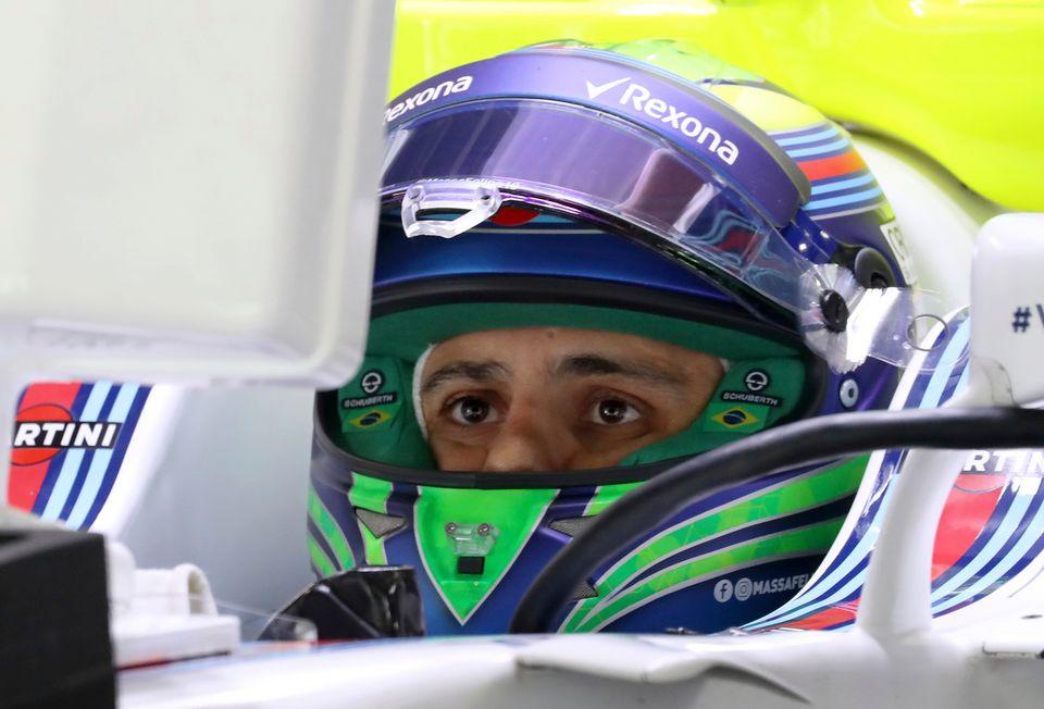Massa est actuellement 11e du Mondial avec 36 points. [Eugene Hoshiko - Keystone]
