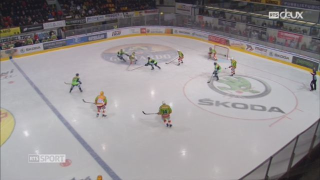 Hockey - NL (20e j.): Ambri-Piotta - Bienne (3-4 ap) [RTS]