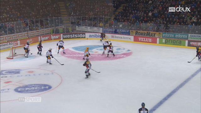 Hockey - NL (20e j.): Berne - Zoug (2-1) [RTS]
