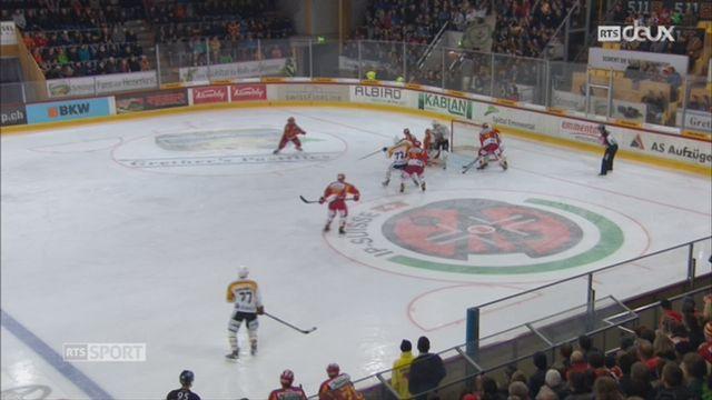 Hockey - NL (20e j.): Langnau - Lugano (2-4) [RTS]