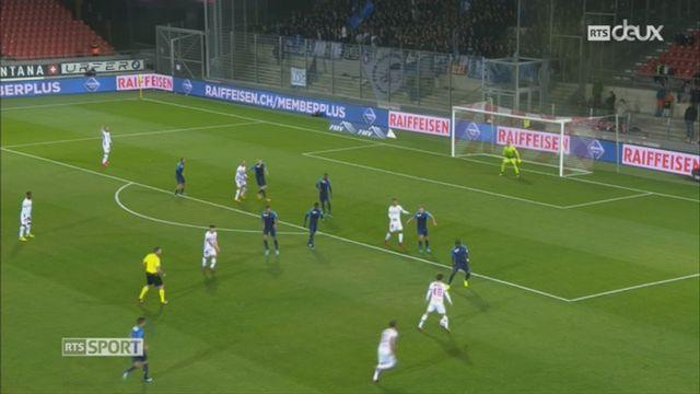 Football - Super League (14e j.): Sion - Zurich (1-1) [RTS]