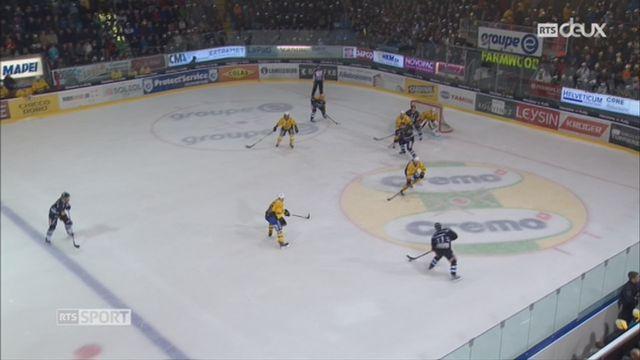 Hockey - NL (20e j.): Fribourg - Davos (3-1) [RTS]