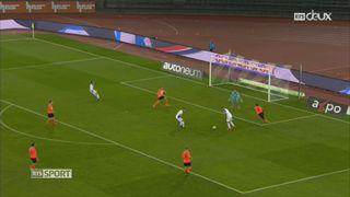 Football - Super League (14e j.): Grasshopper - Lausanne-Sport (2-0) [RTS]
