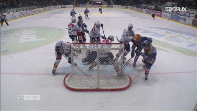 Hockey - NL (20e j.): Kloten - Zurich (3-5) [RTS]
