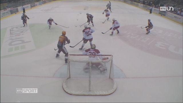Hockey - National League: premier bilan des perfomances de Genève [RTS]