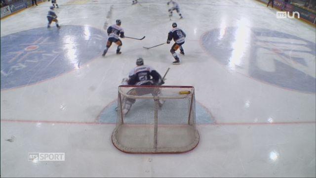 Hockey - National League: premier bilan des performances de Fribourg [RTS]