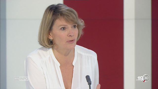 Ariane Dayer: les données de la cellule enquête [RTS]