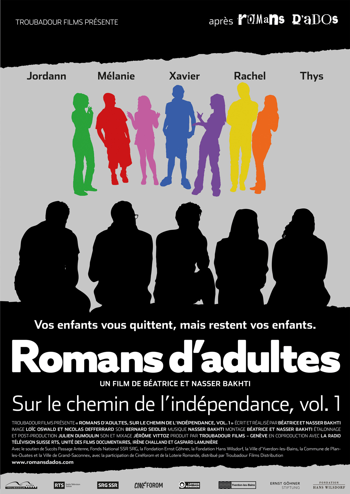 Romans d'adultes visuel 400