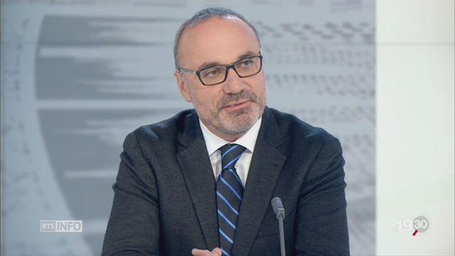 Paradise papers: les précisions du Prof. Luc Thévenoz, Dir. centre droit bancaire et financier UNIGE [RTS]