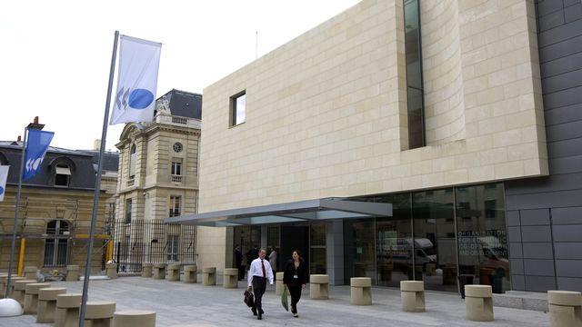 Le siège de l'OCDE, à Paris. [Charles Platiau - Reuters]