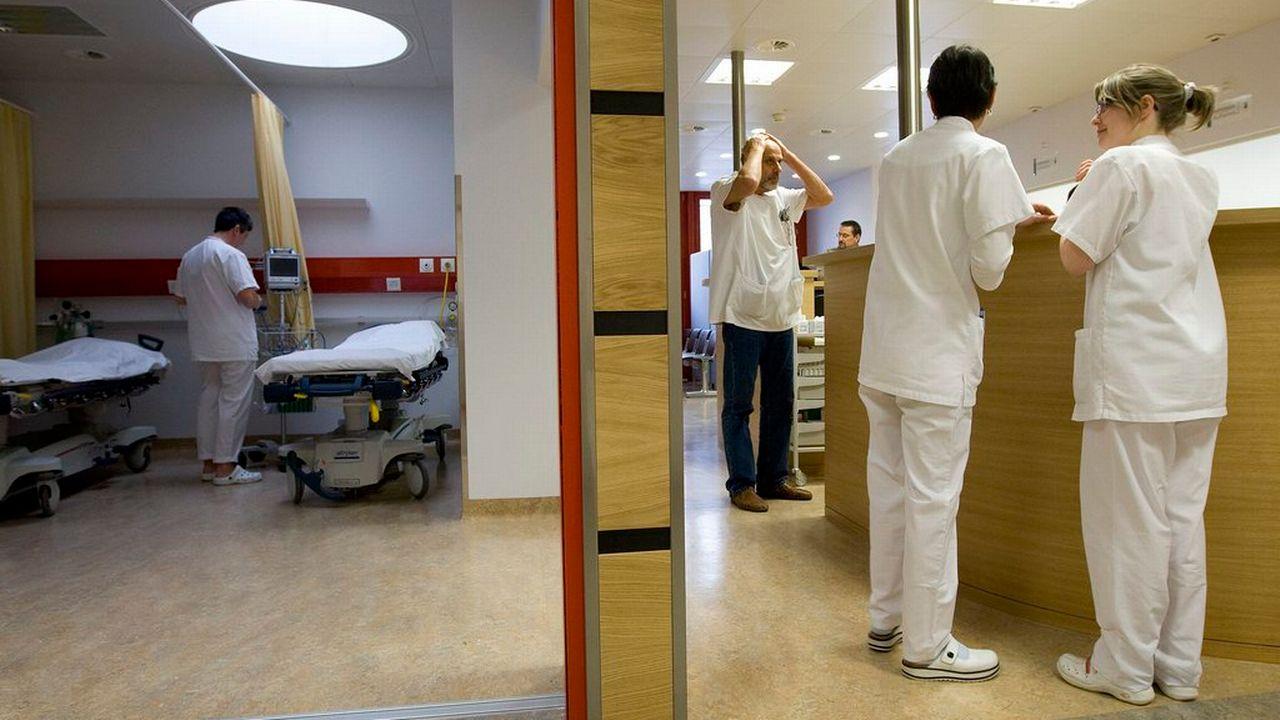 L'étude doit aider le personnel hospitalier à améliorer la sécurité des patients. [Jean-Christophe Bott - Keystone]