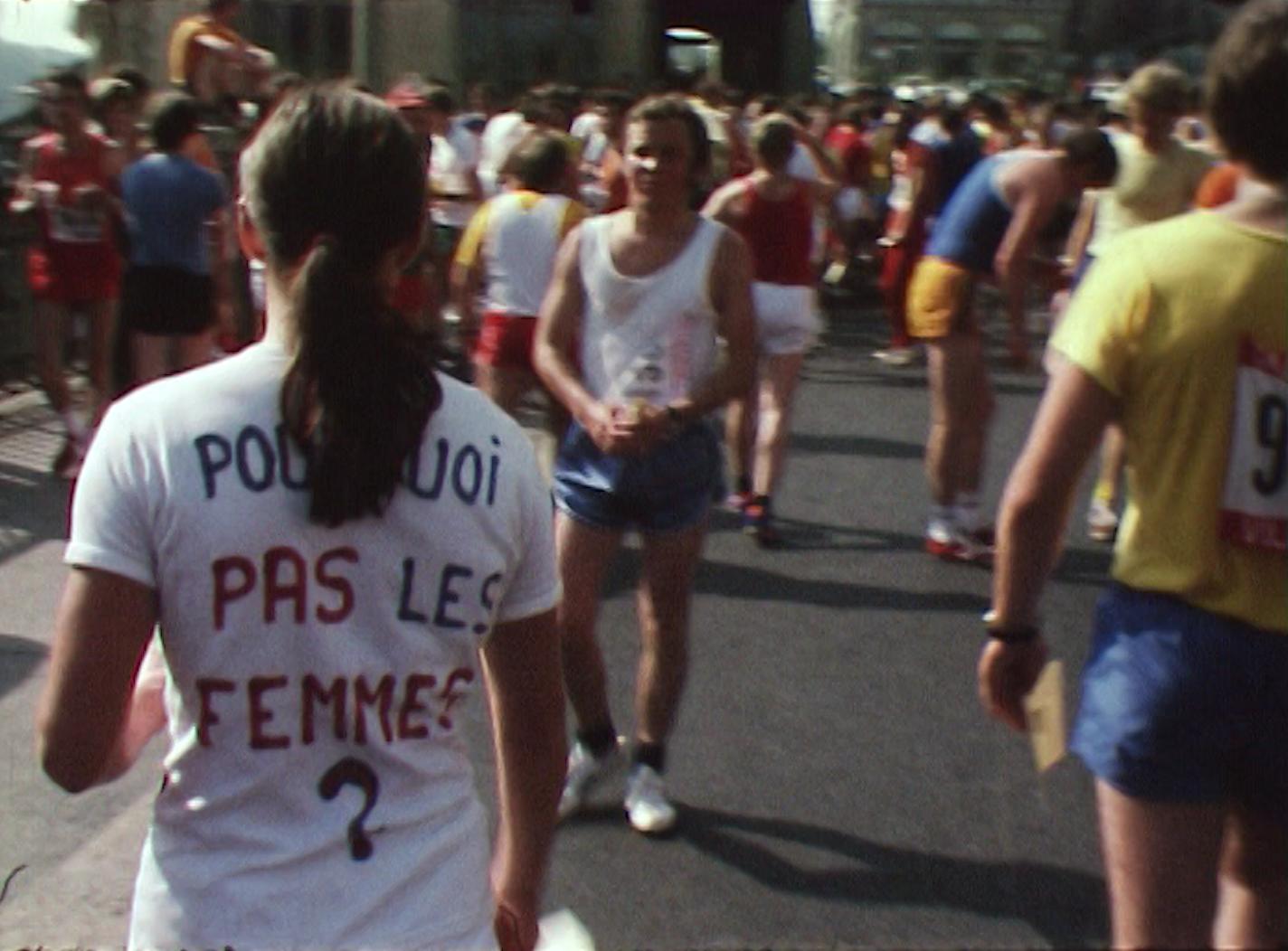 Sport, et les femmes?