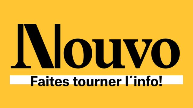 Logo Nouvo. [RTS]
