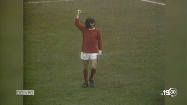 Football: Georges Best, la légende irlandaise [RTS]