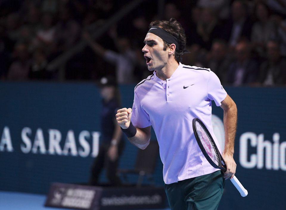 Roger Federer sait ce qui l'attend à Londres. [Kurt Schorrer - Keystone]