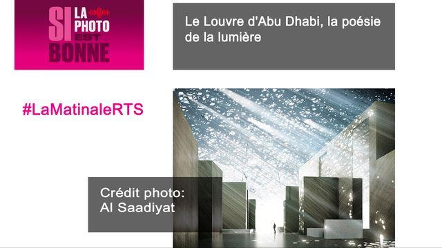 Le Louvre d'Abu Dhabi, la poésie de la lumière [Al Saadiyat]