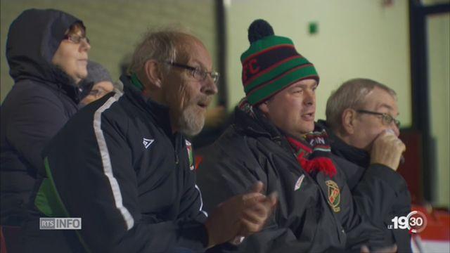 Football- Barrage: l'Irlande du Nord peut compter sur une formidable ferveur populaire [RTS]