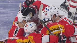 Suisse - Canada (1-0): 26e, M. Fora [RTS]
