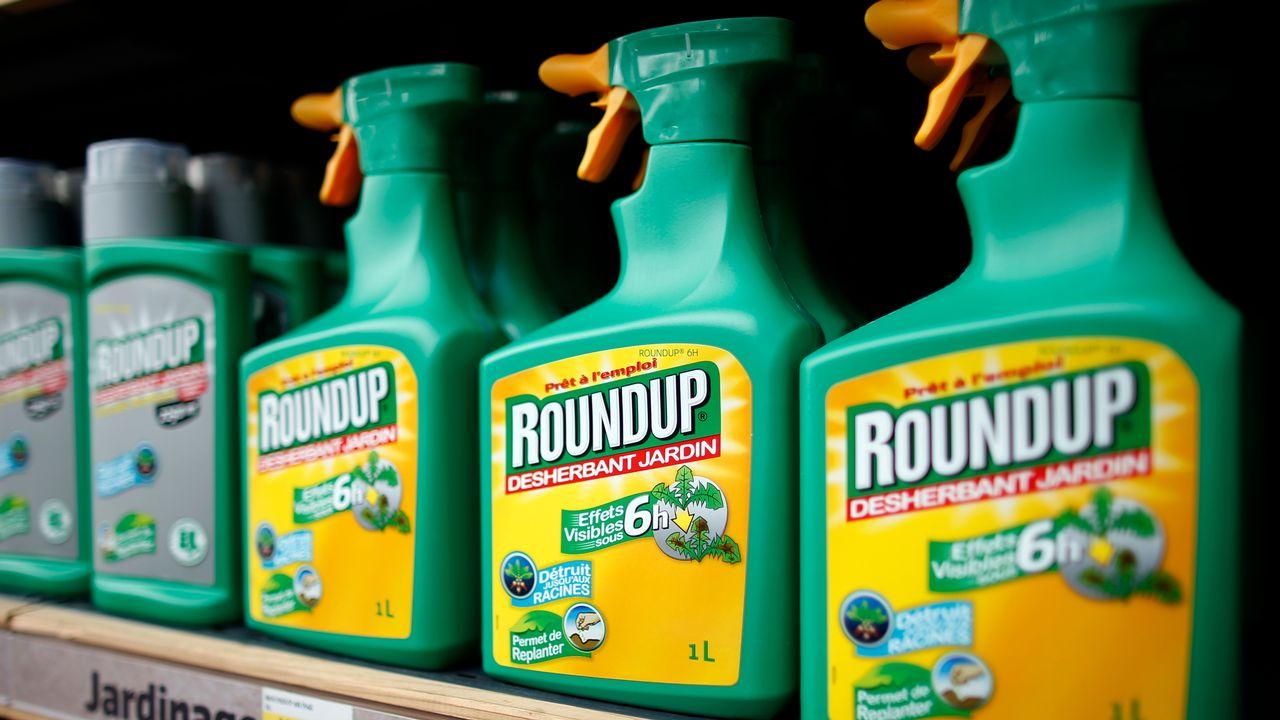 Le glyphosate à nouveau sur la table de la Commission européenne jeudi. [Charles Platiau - Reuters]