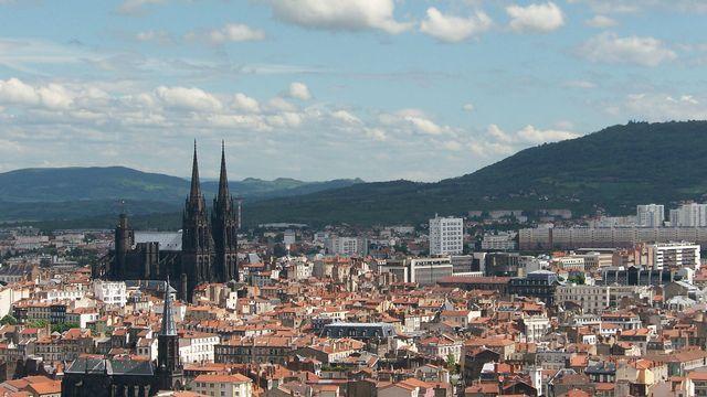La ville de Clermont-Ferrand [Le Guyadec Clément - © Flickr]