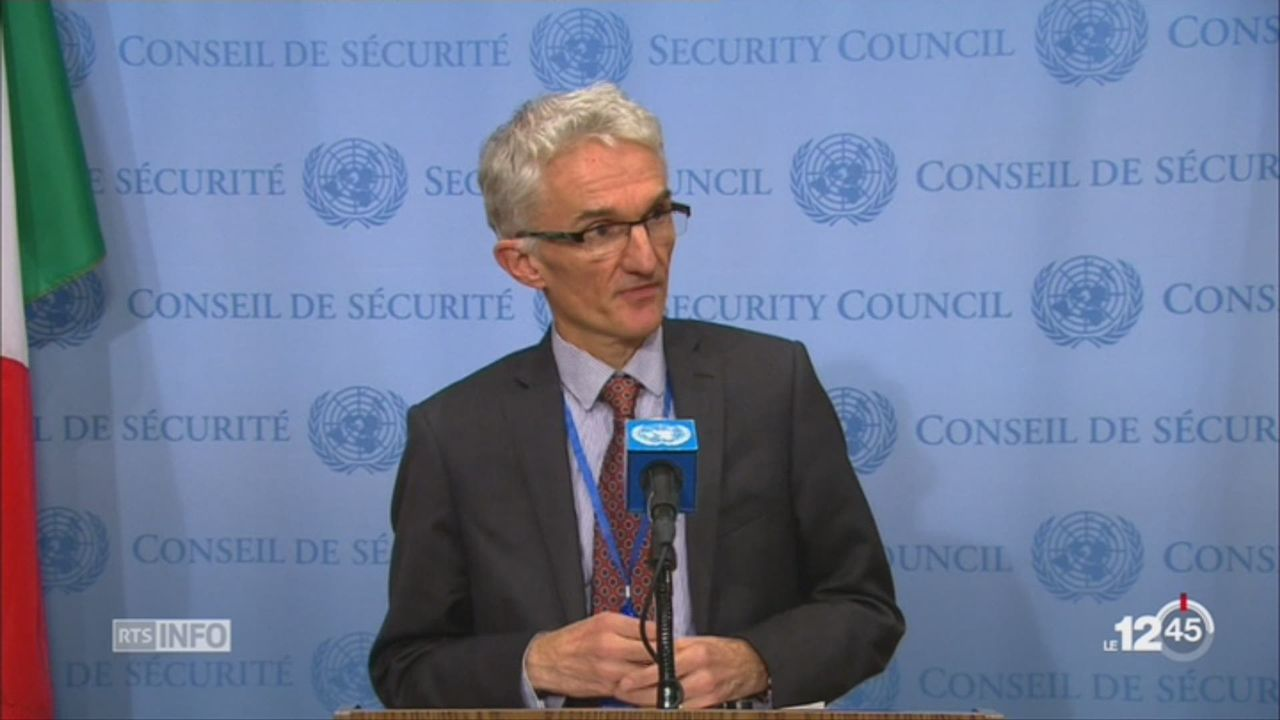 Yémen: l'ONU veut que l'Arabie saoudite lève le blocus empêchant toute aide humanitaire [RTS]