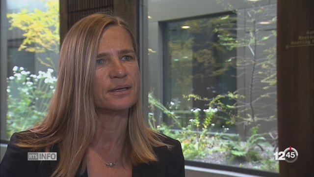 Semaine mondiale pour un bon usage des antibiotiques: les recommandations de Virginie Masserey, responsable fédérale de la stratégie de lutte contre les infections [RTS]