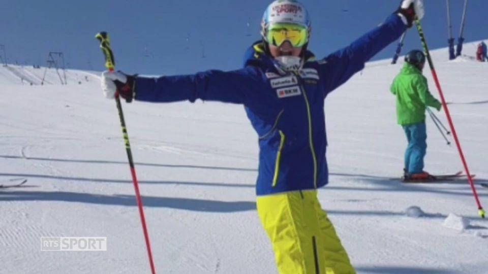 De retour sur les skis [RTS]