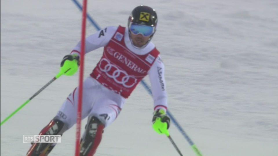Slalom messieurs de Levi [RTS]