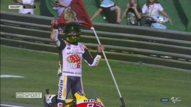 Moto, Grand Prix de Valence [RTS]