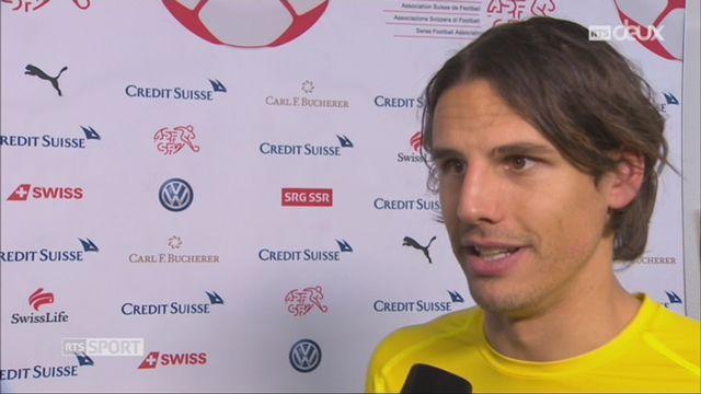 Barrages, Suisse - Irlande du Nord 0-0: Sommer à l'interview [RTS]