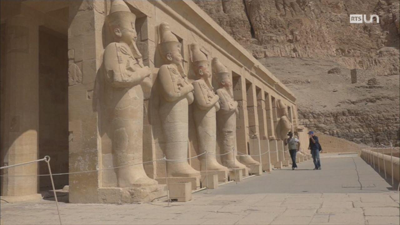 Luxor…l'enquête bâclée [RTS]