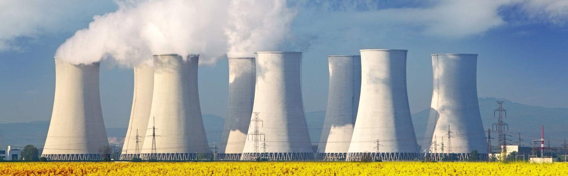 Centrale nucléaire. [pwmotion - Fotolia]
