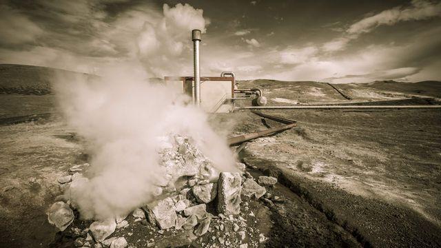 L'énergie géothermique. [Cardaf - Fotolia]