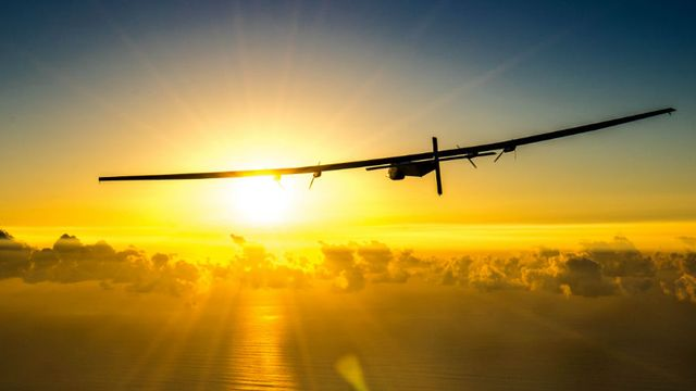 Le dossier sur Solar Impulse de RTS Découverte [Revillard | Rezo.ch - © Solar Impulse ]