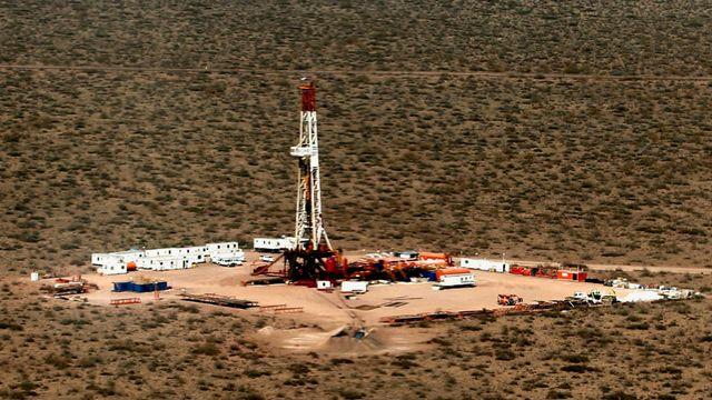 Le dossier sur le gaz de schiste de RTS Découverte. [Enrique Marcarian - © Reuters]