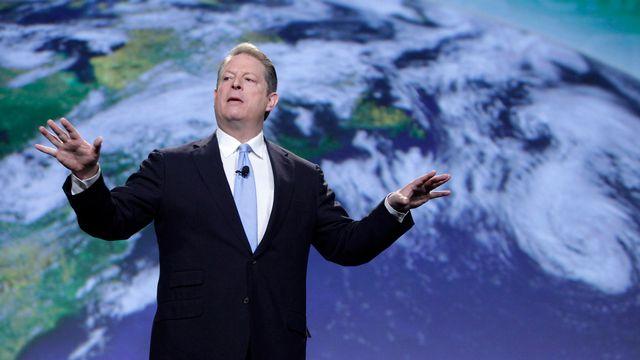 Al Gore. [Jae C. Hong - AP/Keystone]