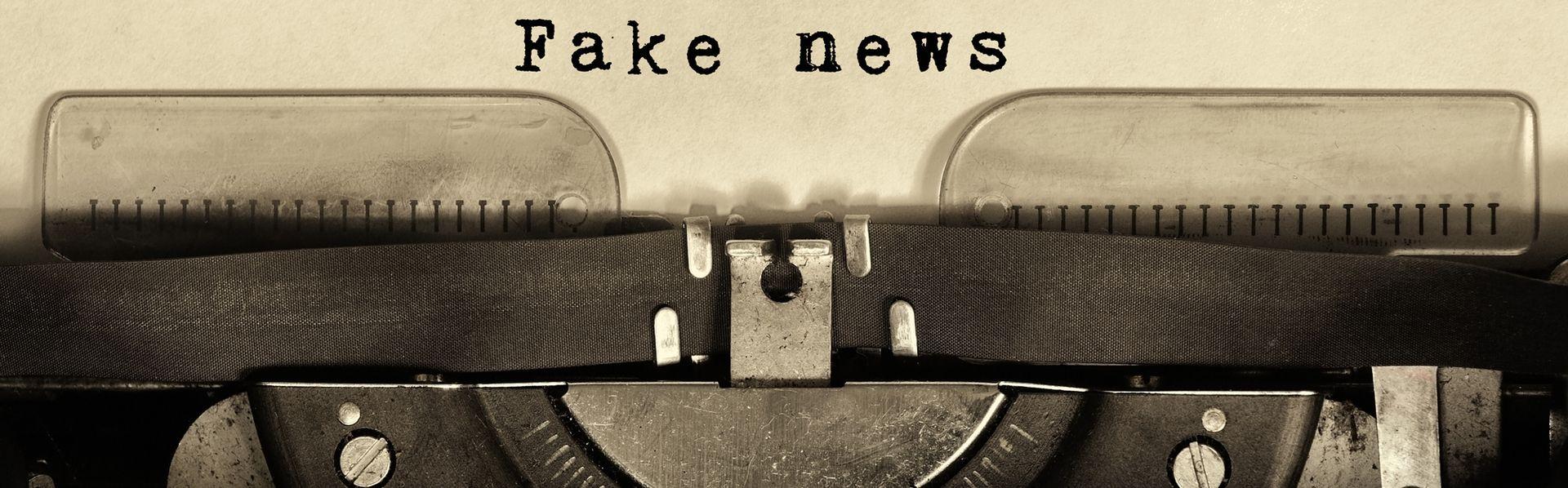 Les fake news. [cn0ra - Fotolia]