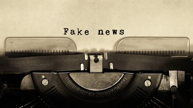 Les fake news. [cn0ra - Fotolia]