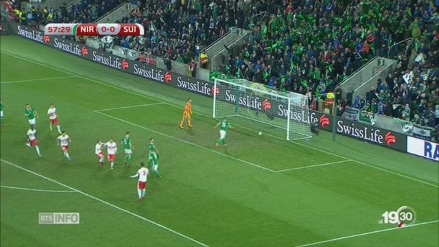 La Suisse qualifiée au Mondial 2018 peut remercier Ricardo Rodriguez [RTS]