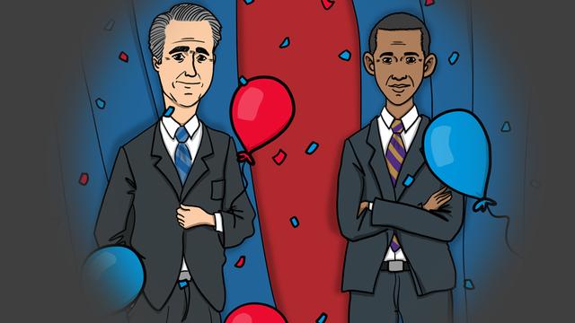 Pourquoi n'y a-t-il que deux partis aux Etats-Unis? [Jéromeuh - RTS Découverte]