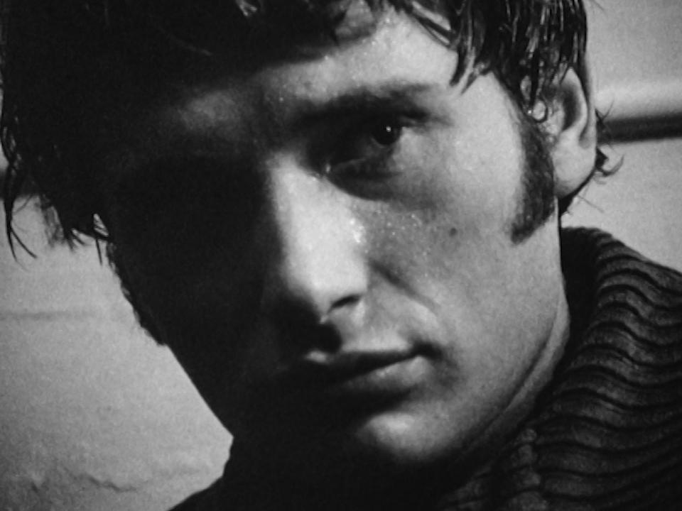 Johnny Hallyday en 1966. [RTS]