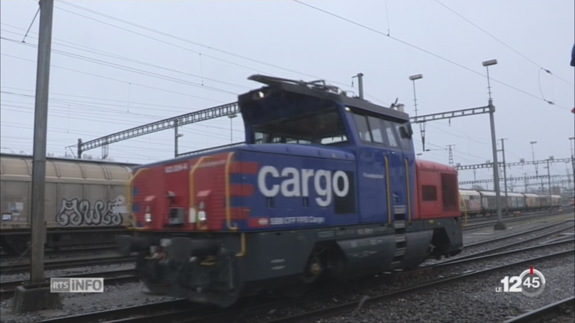 CFF Cargo use de la digitalisation pour contrer son déficit