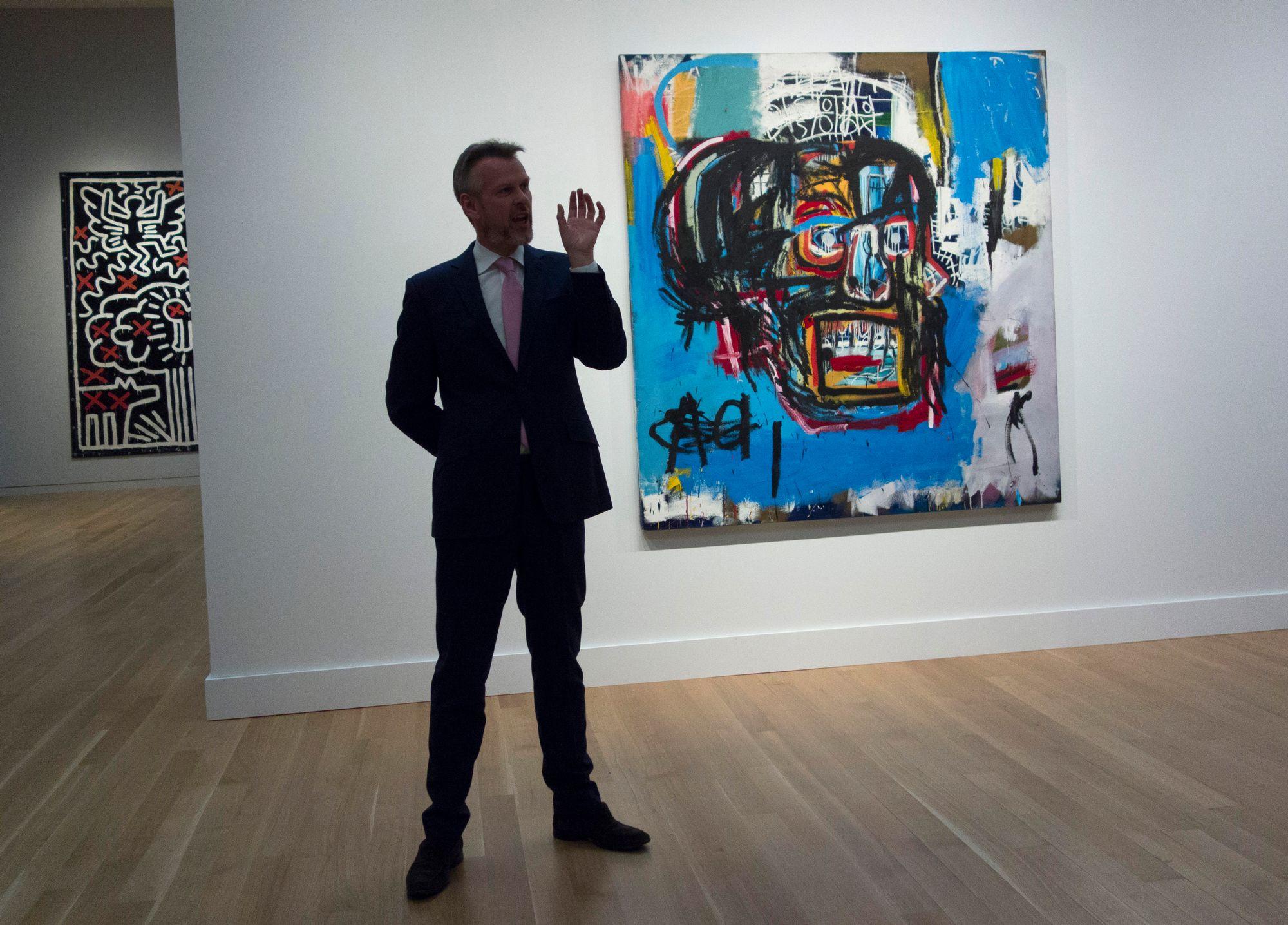 De Vinci, Picasso, Basquiat Les dix tableaux
