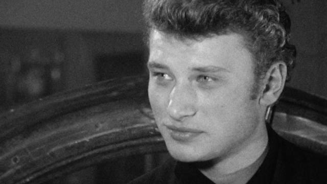 Johnny Hallyday en 1962. [RTS]