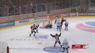 Hockey-National League: Berne s'impose 6-1 contre Fribourg [RTS]